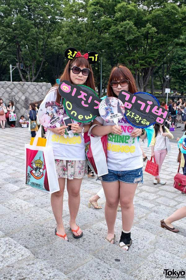 Shinee World 2012 Tokyo (21)