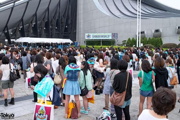Shinee World 2012 Tokyo (22)