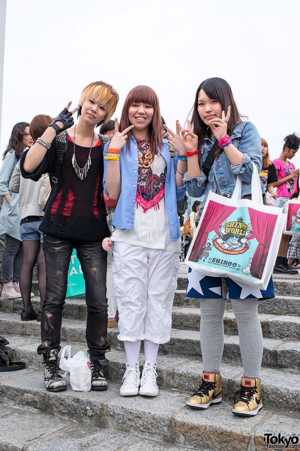 Shinee World 2012 Tokyo (23)