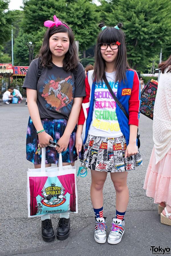 Shinee World 2012 Tokyo (24)