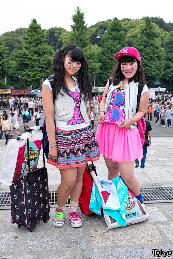 Shinee World 2012 Tokyo (25)