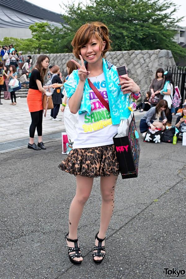 Shinee World 2012 Tokyo (27)