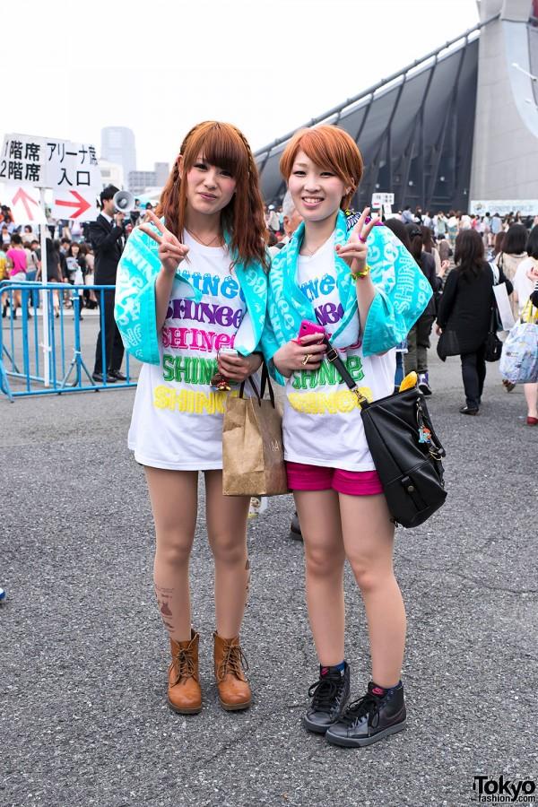 Shinee World 2012 Tokyo (29)