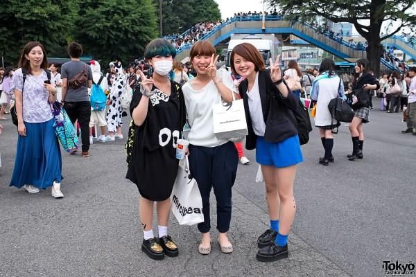 Shinee World 2012 Tokyo (30)