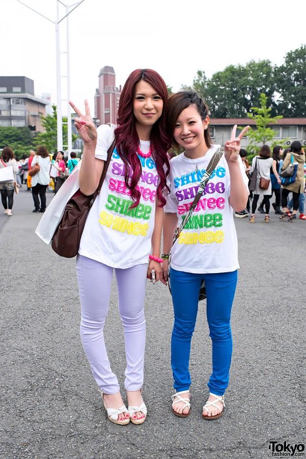 Shinee World 2012 Tokyo (31)
