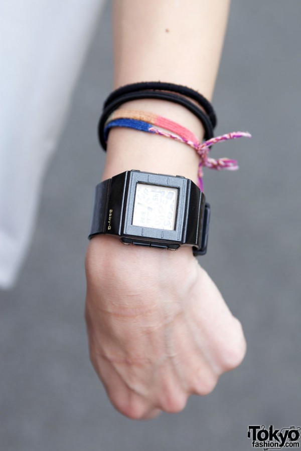 Baby-G G-Shock Watch