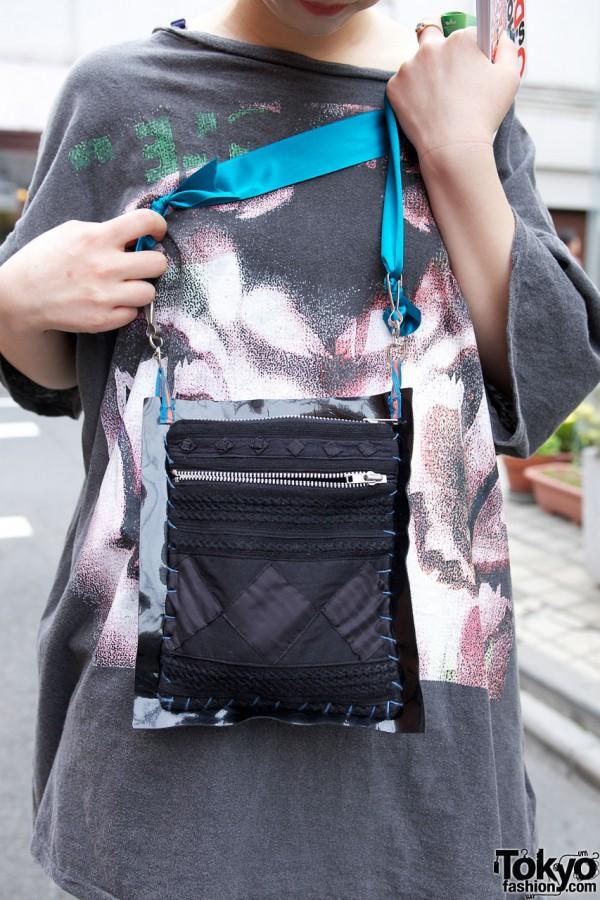 Handmade Undercover purse