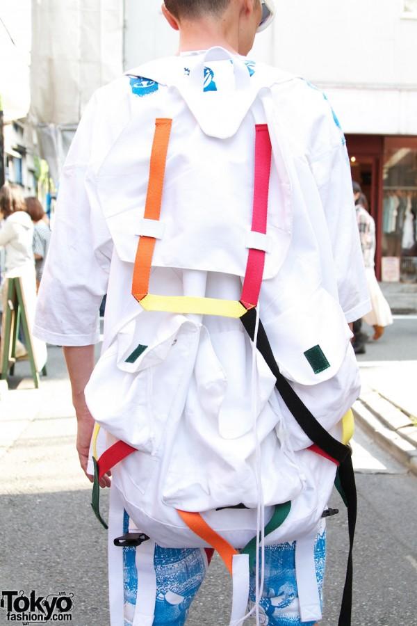 Raf Simons backpack