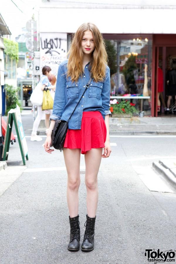 東京人のファッションがすごすぎる件 こいつら宇宙人かよ・・