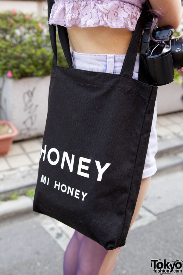 Honey mi Honey Bag Harajuku