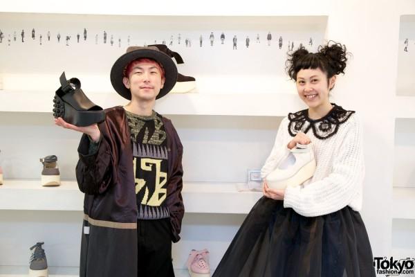Tokyo Bopper Harajuku Shop Staff