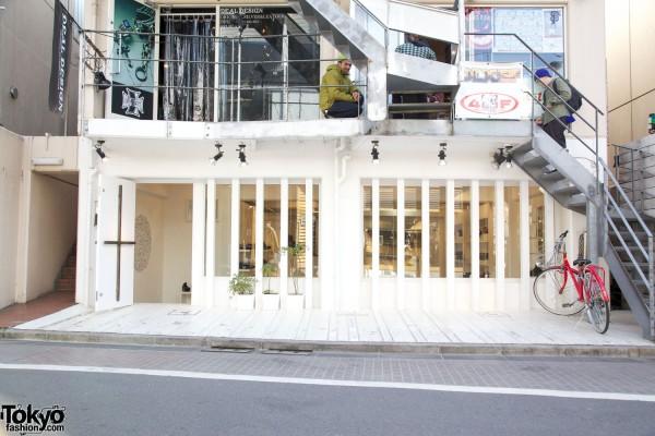 Tokyo Bopper Cat Street Harajuku Shop
