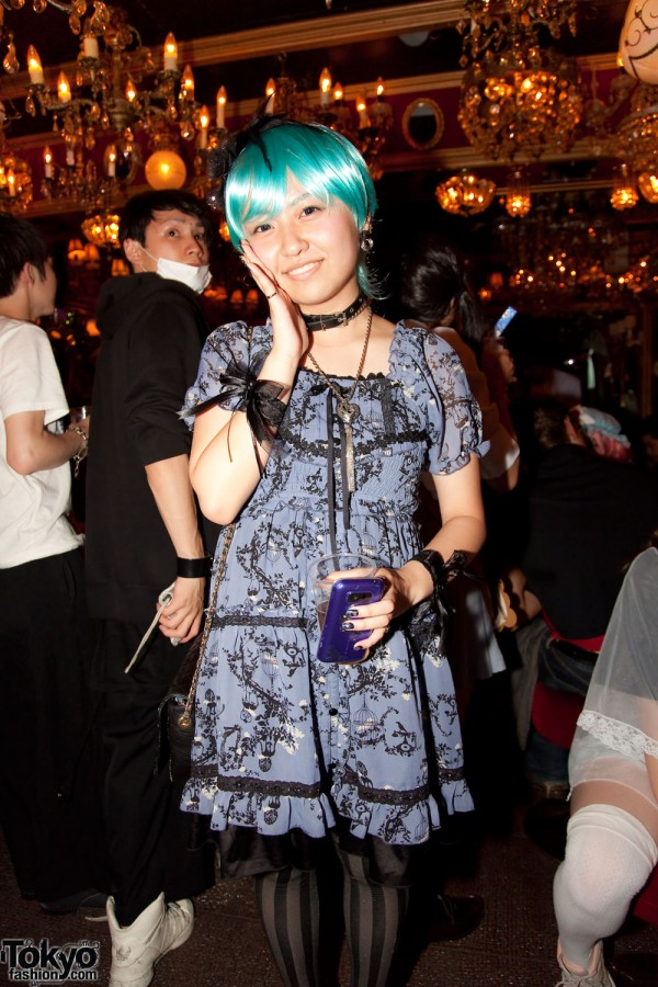 Itazura Tokyo Fashion Party (35)