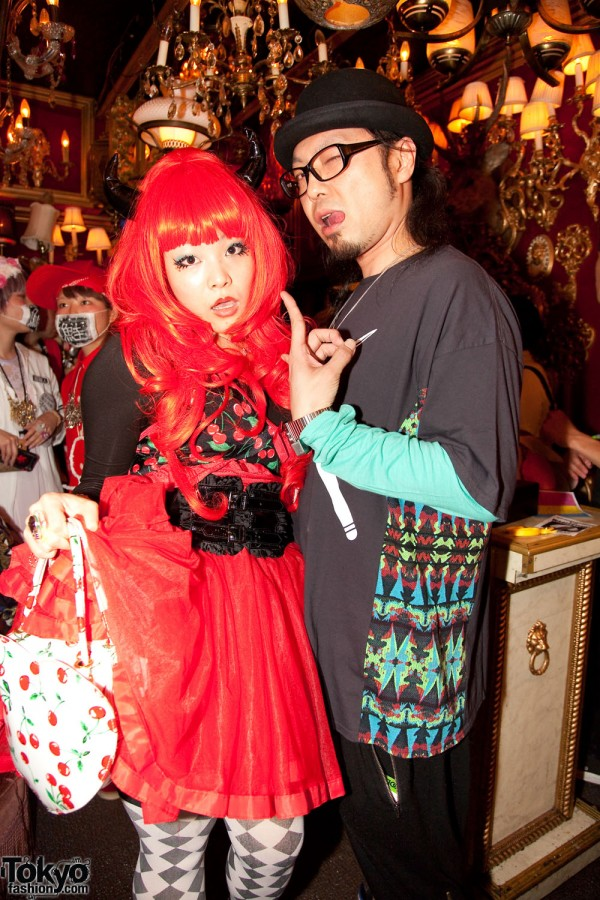 Itazura Tokyo Fashion Party (56)