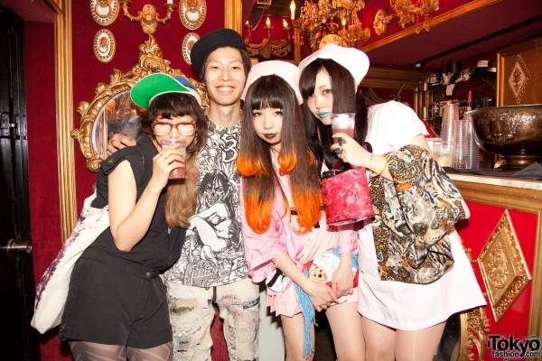 Itazura Tokyo Fashion Party (61)