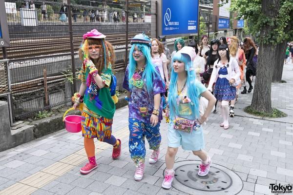 Harajuku Fashion Walk 11 (7)