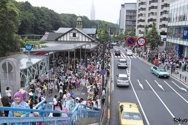 Harajuku Fashion Walk 11 (15)