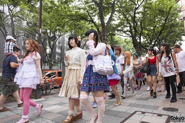 Harajuku Fashion Walk 11 (31)