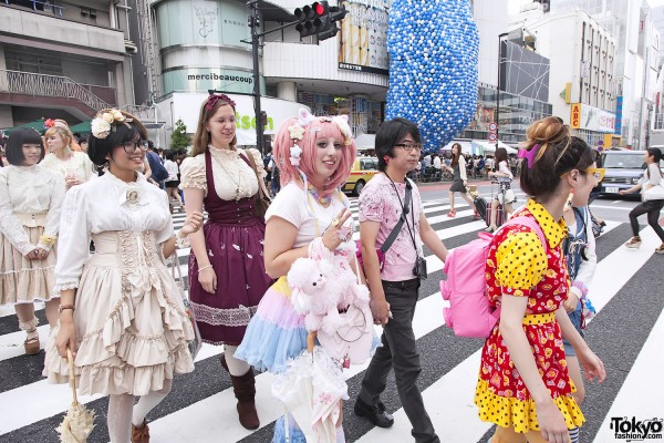 Harajuku Fashion Walk 11 (42)