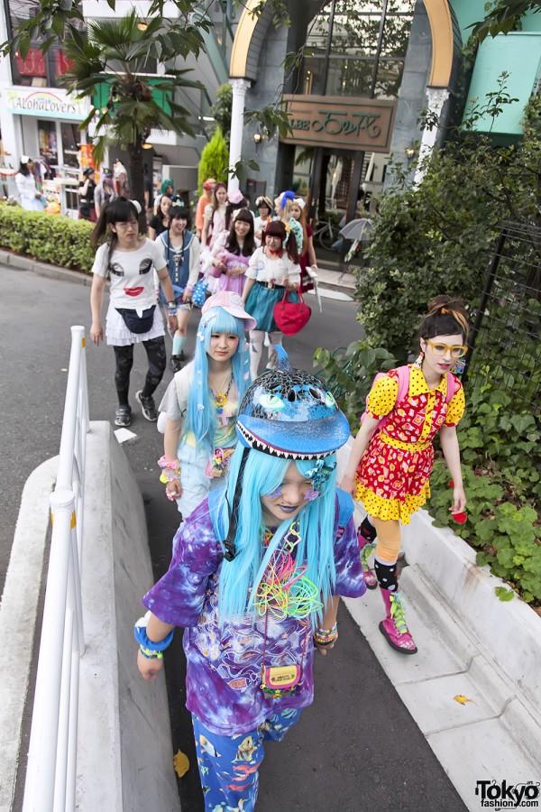 Harajuku Fashion Walk 11 (82)
