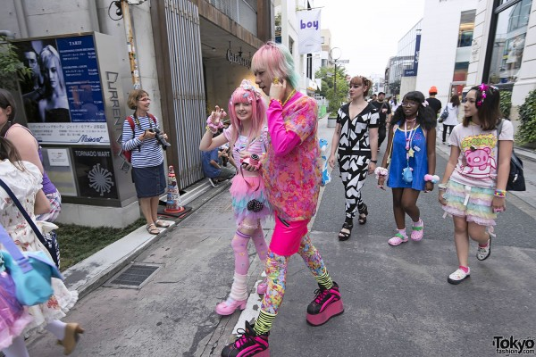 Harajuku Fashion Walk 11 (123)