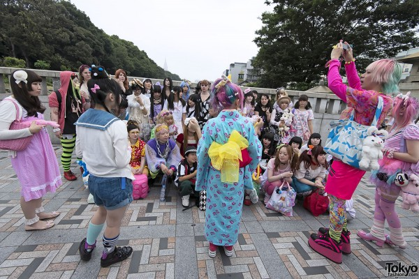 Harajuku Fashion Walk 11 (146)