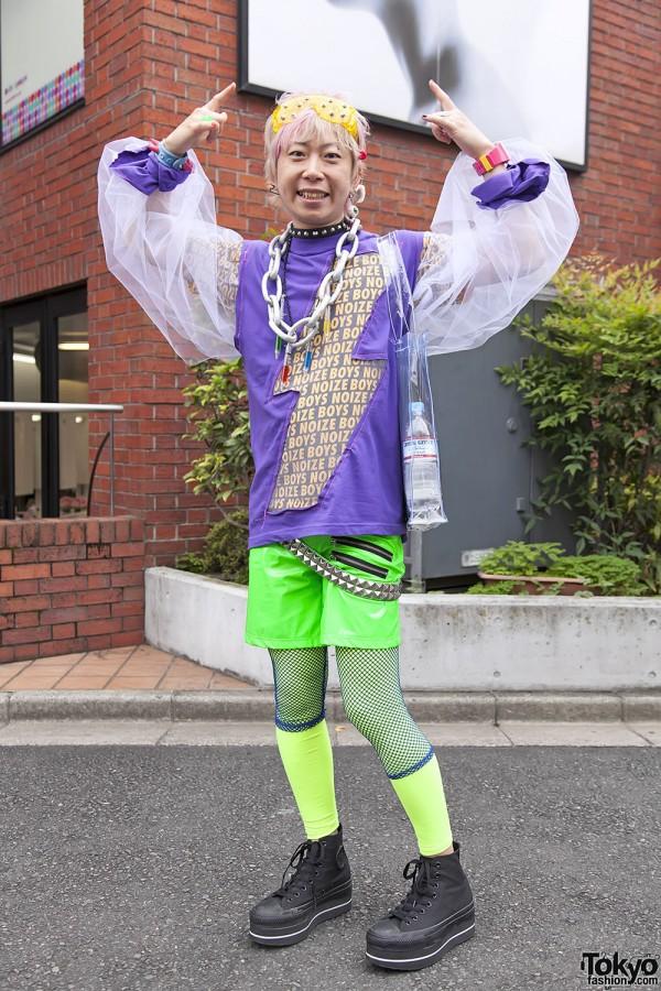 Harajuku Fashion Walk Street Snaps 11 (1)