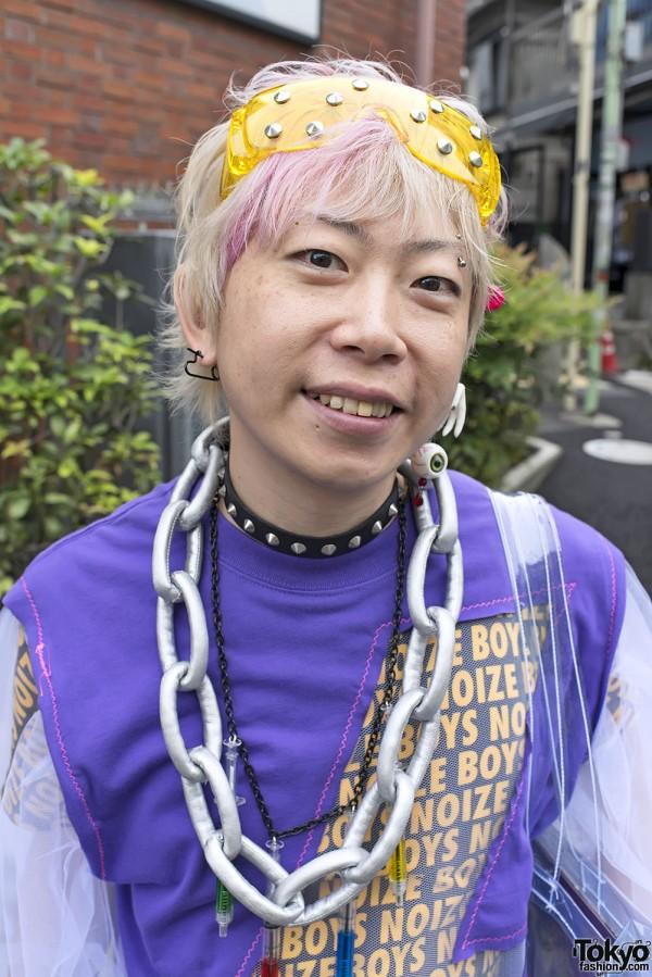 Harajuku Fashion Walk Street Snaps 11 (2)