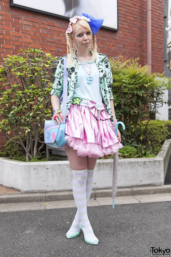 Harajuku Fashion Walk Street Snaps 11 (3)