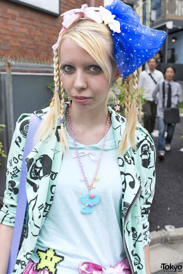 Harajuku Fashion Walk Street Snaps 11 (4)