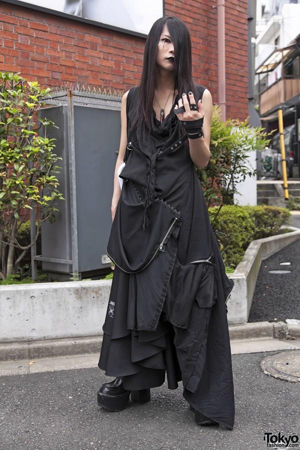 Harajuku Fashion Walk Street Snaps 11 (5)