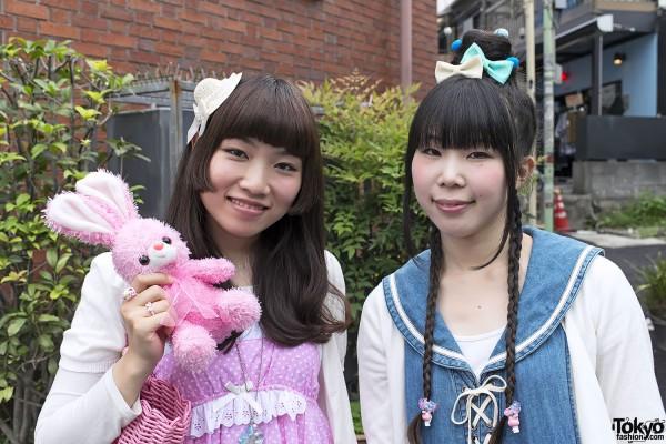 Harajuku Fashion Walk Street Snaps 11 (7)