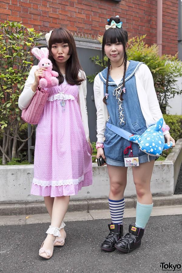 Harajuku Fashion Walk Street Snaps 11 (8)