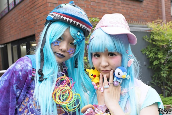 Harajuku Fashion Walk Street Snaps 11 (9)