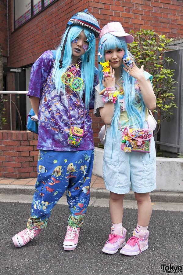 Harajuku Fashion Walk Street Snaps 11 (10)
