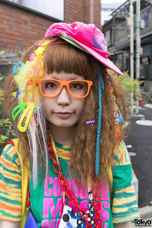 Harajuku Fashion Walk Street Snaps 11 (15)