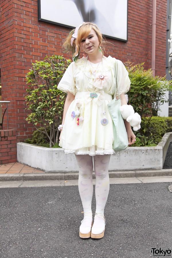 Harajuku Fashion Walk Street Snaps 11 (18)