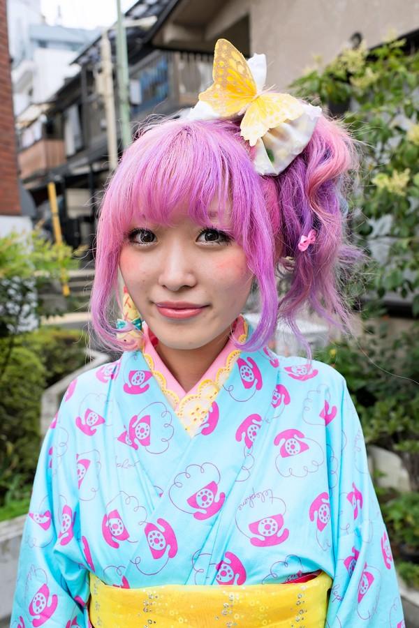 Harajuku Fashion Walk Street Snaps 11 (19)