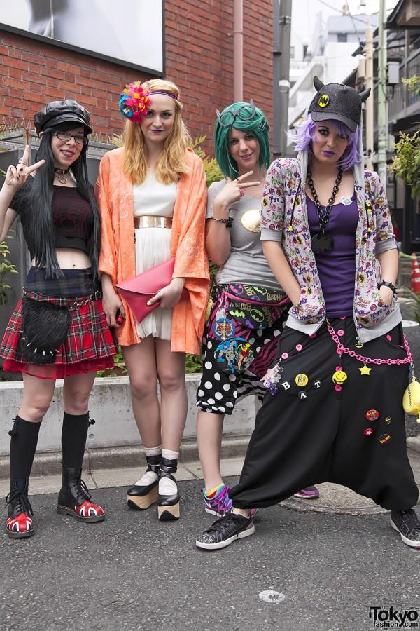 Harajuku Fashion Walk Street Snaps 11 (22)