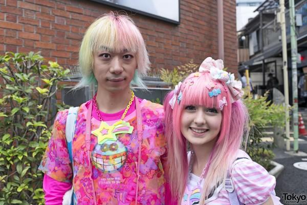 Harajuku Fashion Walk Street Snaps 11 (23)