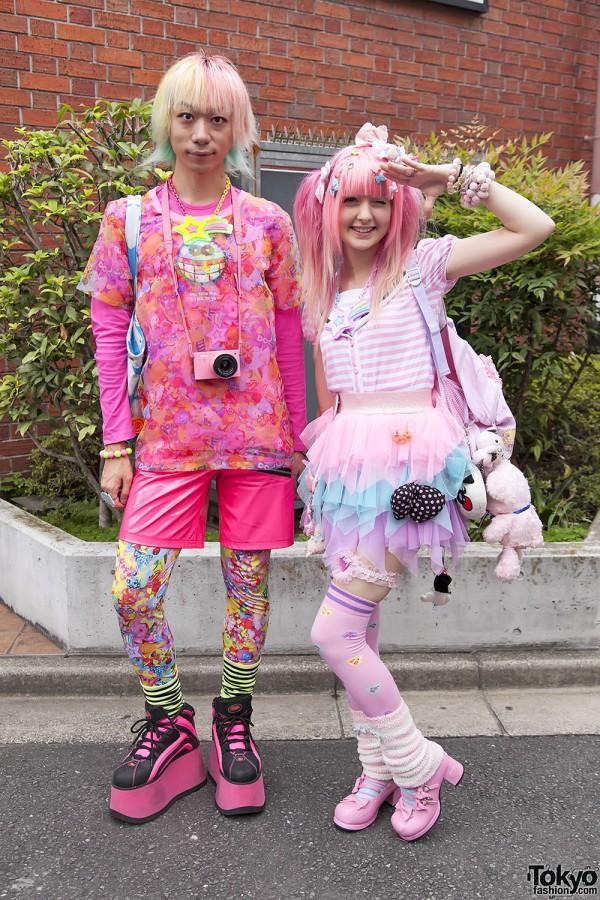 Harajuku Fashion Walk Street Snaps 11 (24)