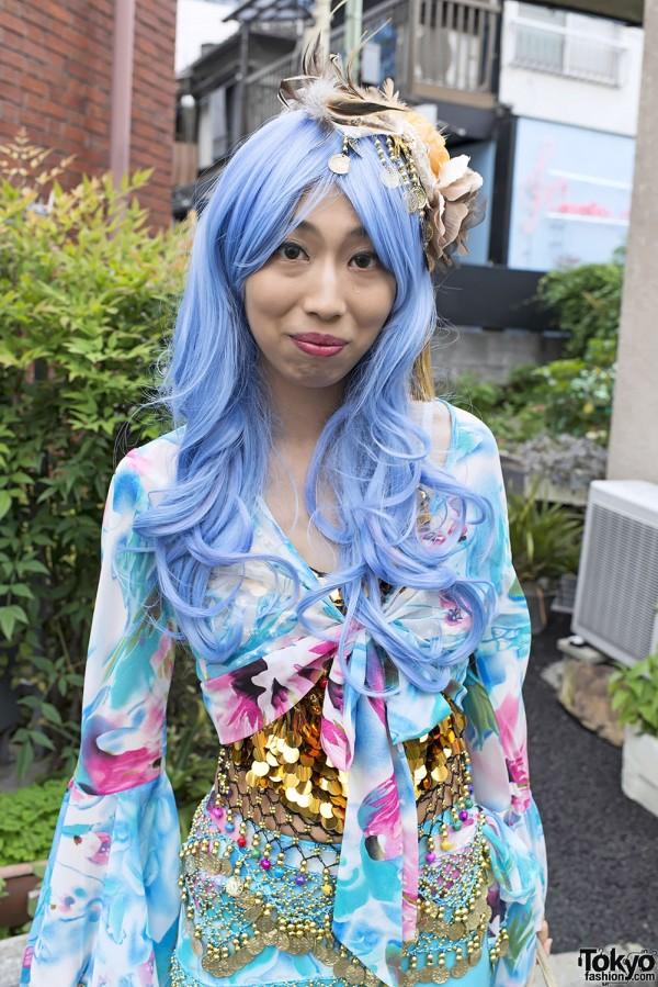 Harajuku Fashion Walk Street Snaps 11 (25)