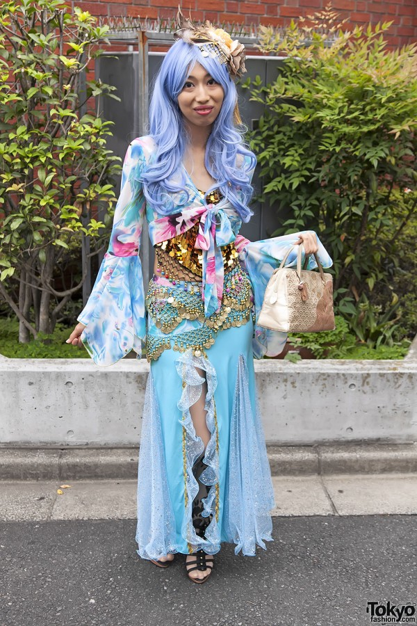 Harajuku Fashion Walk Street Snaps 11 (26)
