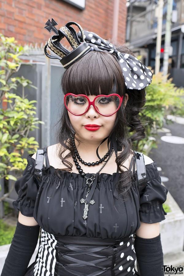 Harajuku Fashion Walk Street Snaps 11 (27)