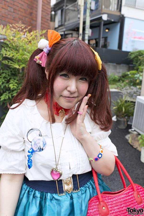 Harajuku Fashion Walk Street Snaps 11 (29)