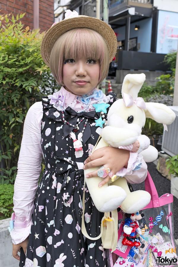 Harajuku Fashion Walk Street Snaps 11 (35)