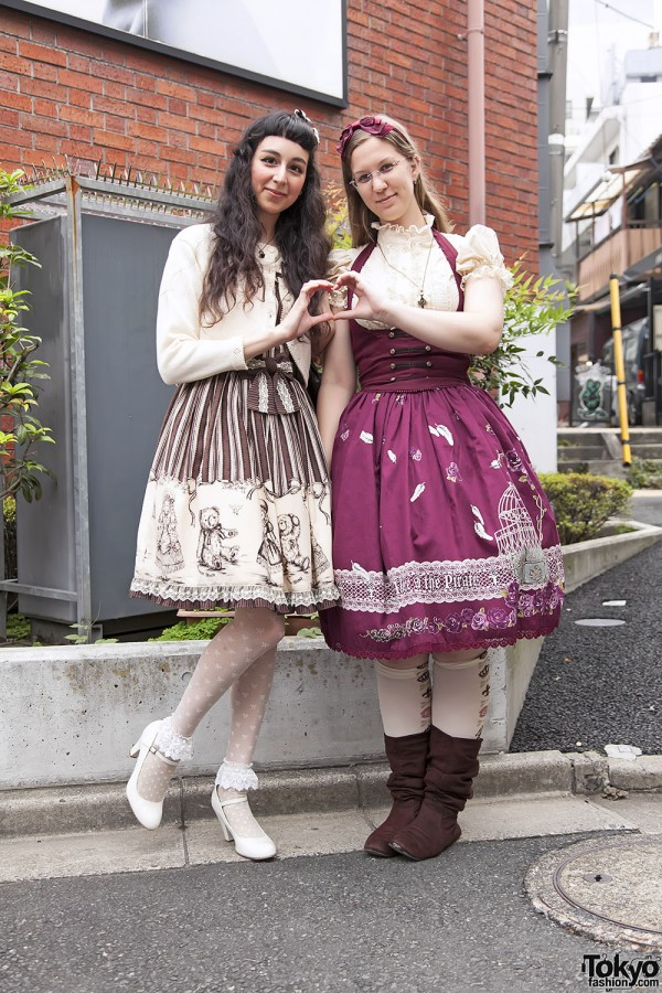 Harajuku Fashion Walk Street Snaps 11 (38)