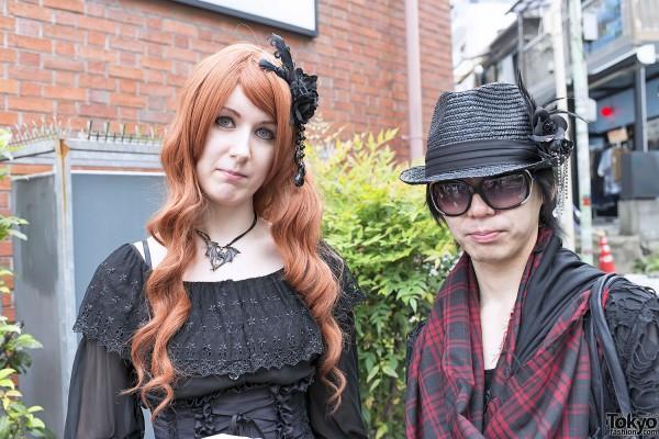 Harajuku Fashion Walk Street Snaps 11 (41)