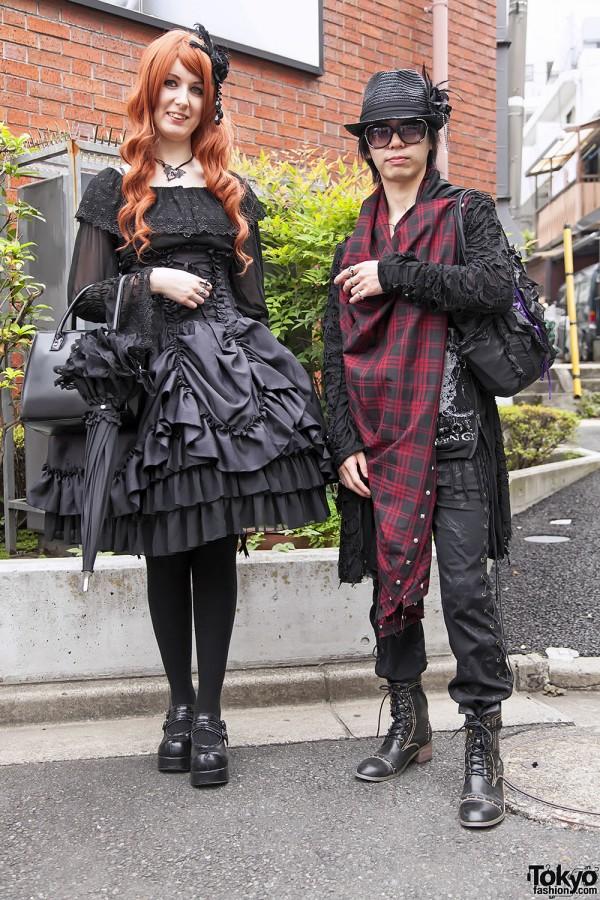 Harajuku Fashion Walk Street Snaps 11 (42)