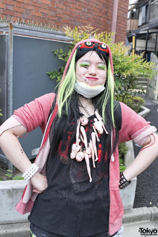 Harajuku Fashion Walk Street Snaps 11 (43)